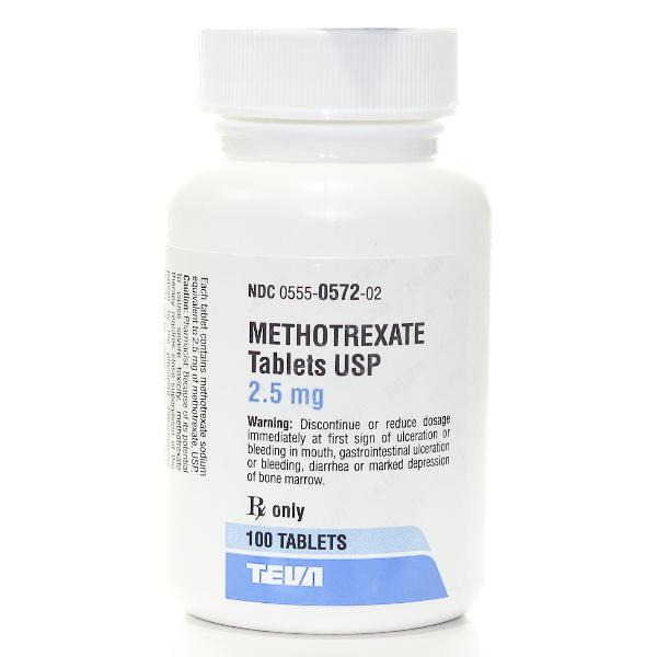 '.Methotrexate 2.5Mg Tab .'