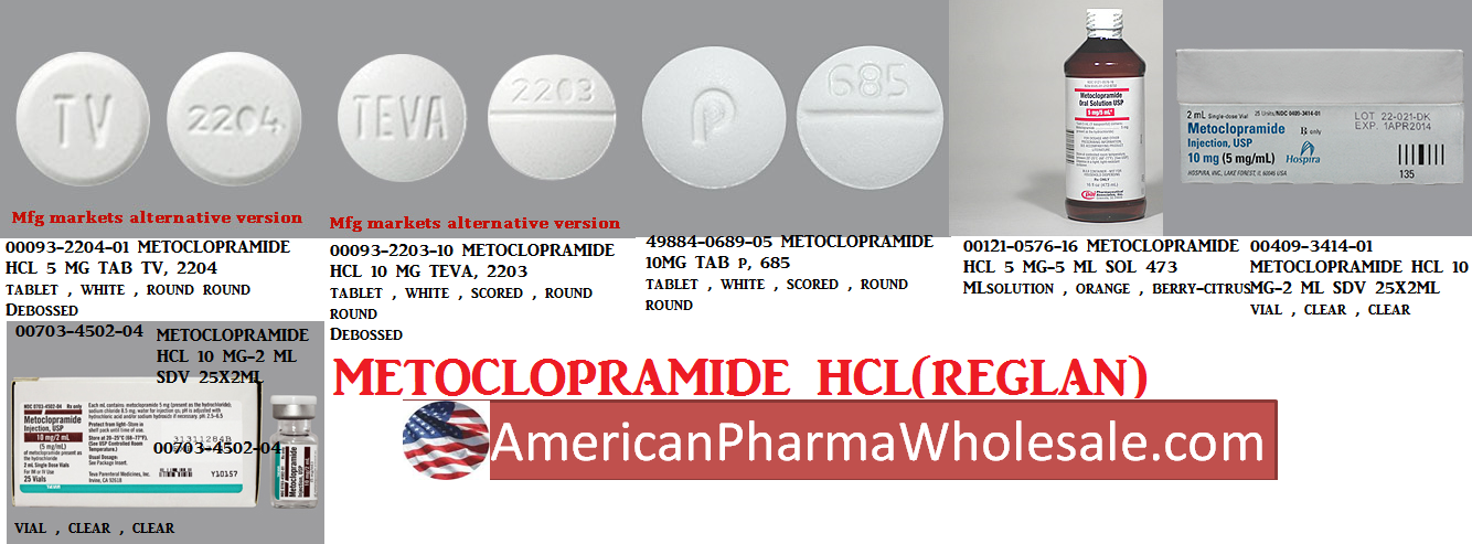 RX ITEM-Metoclopramide 10Mg 10Ml Solution 100X10Ml By Pharma Assoc