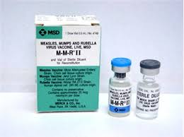 M-M-R II Single Dose Vial 10 by Merck