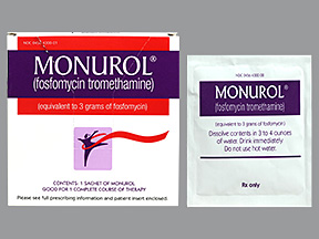 RX ITEM-Monurol 3 Gm Packet By Actavis Pharma