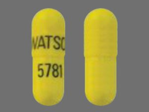 '.Nitrofurantoin 100Mg Cap 100 By Actavis .'