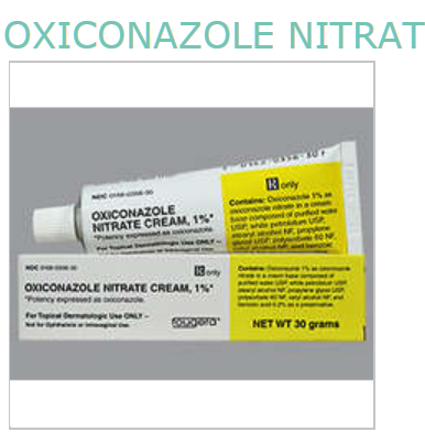 RX ITEM-Oxiconazole Nitrate 1% Cream 30 Gm By Fougera Pharma