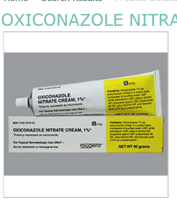 RX ITEM-Oxiconazole Nitrate 1% Cream 90 Gm By Fougera Pharma