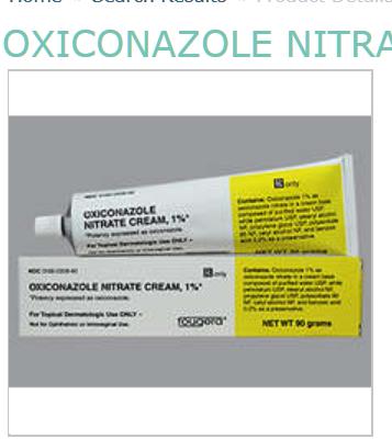Rx Item-Oxiconazole Nitrate 1% Cream 90 gm By Fougera Pharma