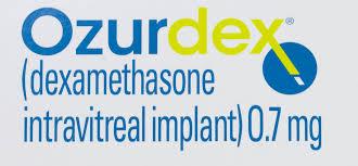 '.Ozurdex 0.7Mg Implant 1 By Allergan Phar.'
