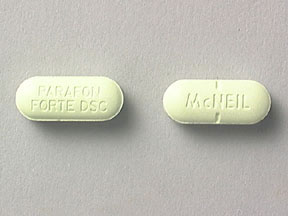 Rx Item-Parafon F-Dsc 500mg Tab 100 By J O M Pharma