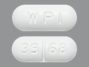 Chlorzoxazone 500mg Tab 100 by Actavis Pharma(Teva)