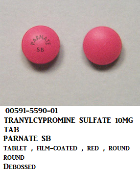 '.Tranylcypromine 10Mg Tab 100 By Rising P.'