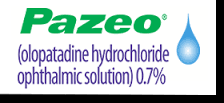 '.Pazeo 0.7% Drops 2.5Ml By Alcon Labs.'