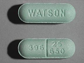 RX ITEM-Pentazocin-Acetaminophen 25-650Mg Tab 100 By Actavis Pharma