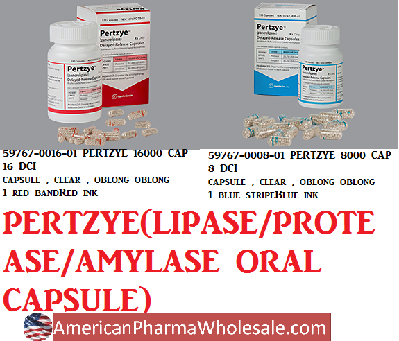 Rx Item-Pertzye 16K 57.5K Cap 100 By Digestive Care