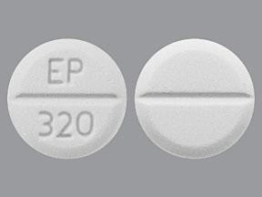 Rx Item-Pimozide 1mg Tab 100 By Par Pharma