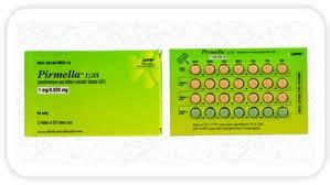 RX ITEM-Pirmella 1-35 1Mg 35Mcg Tab 3X28 By Lupin Pharma