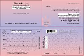 RX ITEM-Pirmella 7-7- 7 Days X 3 Tab 3X28 By Lupin Pharma