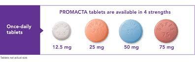 RX ITEM-Promacta 12.5Mg Tab 30 By Novartis Healthcare