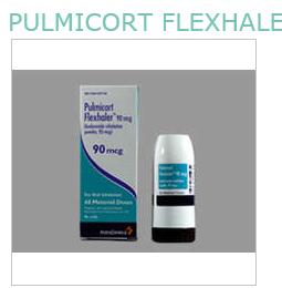 RX ITEM-Pulmicort Flexhaler 90Mcg Aerosol By Astra Zeneca Pharma