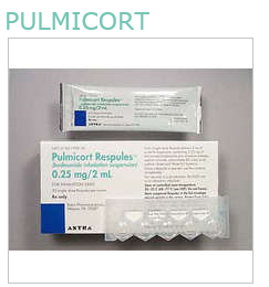 Rx Item-Pulmicort Res 0.25mg 2ml Res 30X2ml By Astra Zeneca Pharma