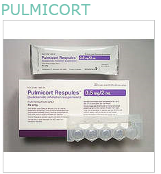Rx Item-Pulmicort Res 1mg 2 ml Amp 30X2ml By Astra Zeneca Pharma