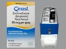 RX ITEM-Qnasl 80Mcg Inhaler 10.6Gm By Teva Pharma
