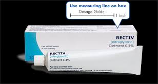 RX ITEM-Rectiv 0.4% (W W) Ont 30Gm By Actavis Pharma