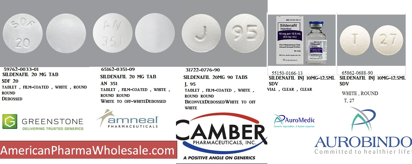 RX ITEM-Sildenafil 20Mg Tab 90 By Aurobindo Pharma