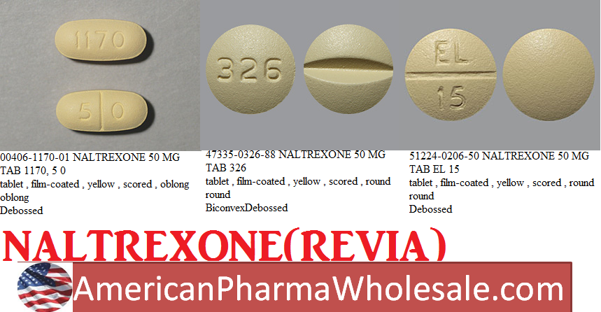 RX ITEM-Naltraxone 50Mg Tab 30 By Accord Healthcare