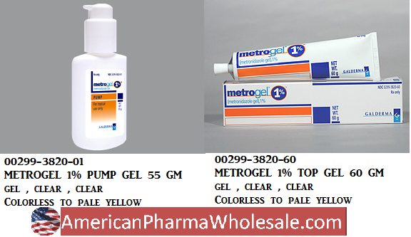 '.Metronidazole 0.75% Cream 45Gm By Fouger.'