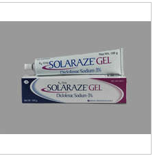 RX ITEM-Solaraze 3% Gel 100Gm By Pharmaderm