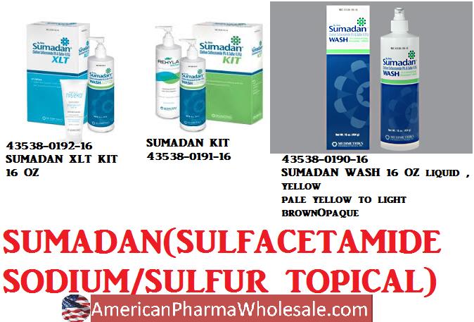 Rx Item-Sumadan 9% 4.5% Kit 1 By Medimetriks Pharma