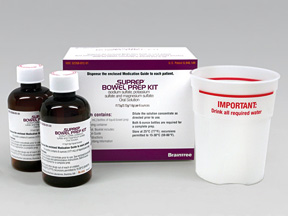 RX ITEM-Suprep Bowel 17.5 3.13G Solution 1 By Braintree Lab
