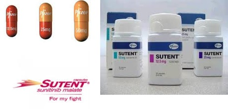 RX ITEM-Sutent 12.5Mg Cap 28 By ASD Healthcare
