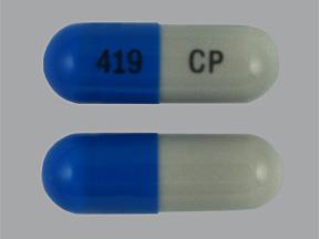 Rx Item-Synalgos-Dc 16-356-30 Cap 100 By Caraco Pharma