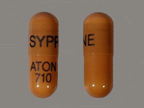 RX ITEM-Syprine 250Mg Cap 100 By Valeant Pharma