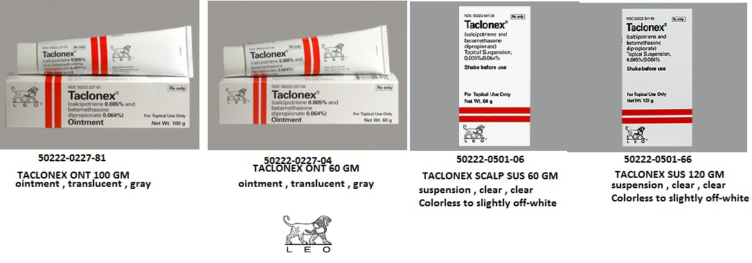 Rx Item-Taclonex 0.005/.064 Ointment 100gm By Leo Pharma