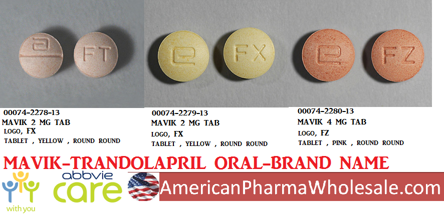 '.Trandolapril 1Mg Tab 100 By Lupin Pharma.'