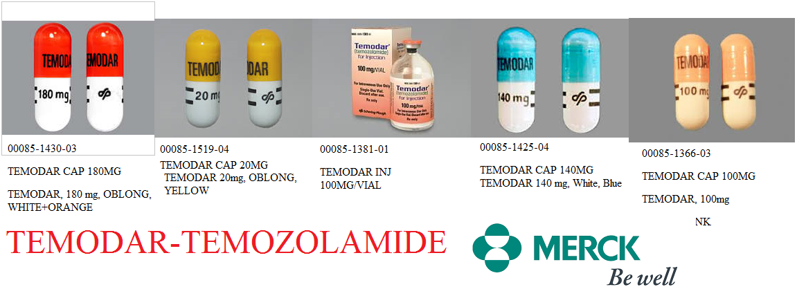 Image 9 of RX ITEM-Temodar 100Mg Vial 1 By Merck