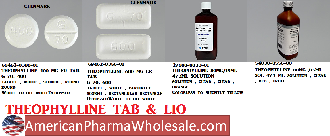 '.Theo 24 100Mg 100Mg Cap 100 By Endo Lab.'