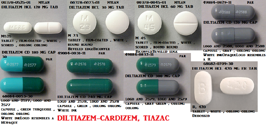 Rx Item-Diltiazem 100mg Adv 10 By Hospira Worldwide