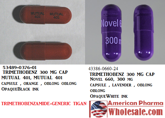 '.Tigan 100Mg/Ml Vial 20Ml By JHP Pharma.'