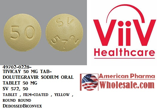 RX ITEM-Tivicay 25Mg Tab 30 By Viiv Healthcare
