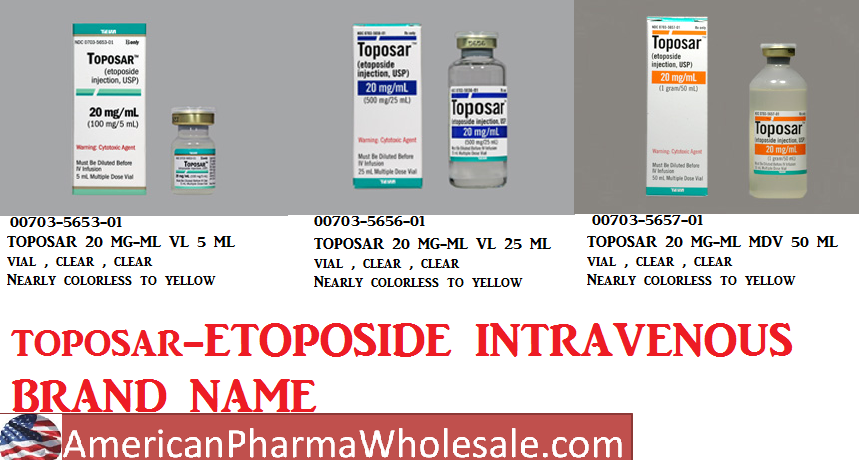 Toposar 20mg/ml Vial 25ml by Teva Pharma