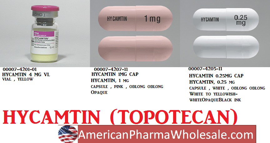 '.Topotecan 4Mg 4 Ml Vial 4Ml By Hospira W.'
