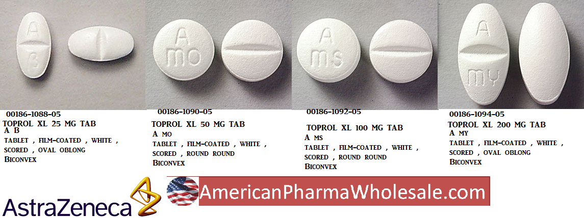 '.Metoprolol Succinate ER 100Mg Tab 100 By.'