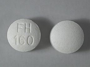 RX ITEM-Triglide 160Mg Tab 30 By Shionogi Pharma