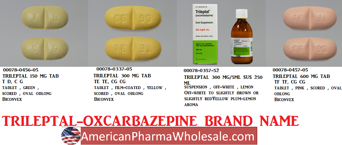Rx Item-Trileptal 150mg Tab 100 By Novartis