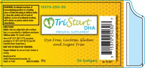 RX ITEM-Tristart One Softgel Caps 30 By Carwin Pharma Associat