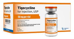 '.Tygacil 50Mg Single Dose Vial  10 By Pfi.'
