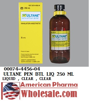 RX ITEM-Ultane Pen Liq 250Ml By Abbvie Pharma