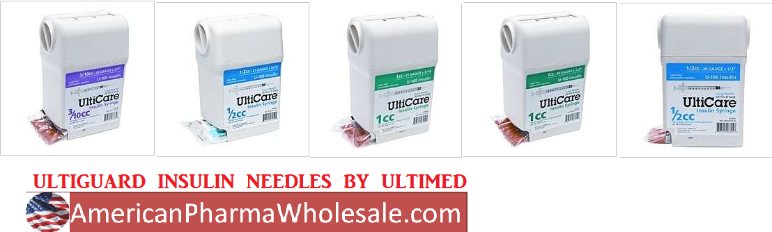 '.Ulticare Syringe 1.5 22Gx1.5CC 100Ct By .'