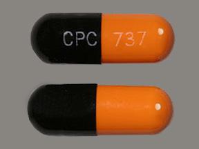 RX ITEM-V-C Forte 1Mg Cap 100 By Breckenridge Pharma